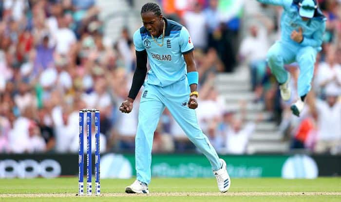 Jofra Archer, Jofra Archer England Cricket Team, Jofra Archer ICC World Cup 2019, Archer wishes to play in Ashes 2019, Ashes, England vs Australia, Archer played with injury in World Cup, Archer Excruciating pain in WC 2019, Cricket News