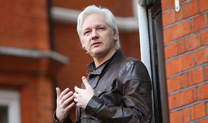 Julian Assange. Photo Courtesy: Getty Images