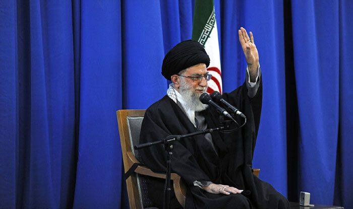 Iran, Ayatollah Ali Khamenei, US sanctions, Donald Trump