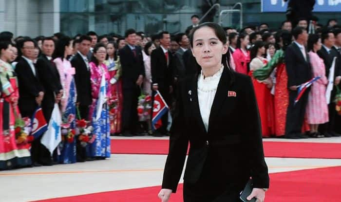 North Korea, Kim Jong-un, Kim Yo-jong, South Korea spy agency
