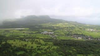 Why go on a Monsoon Trek to Korigad in Maharashtra