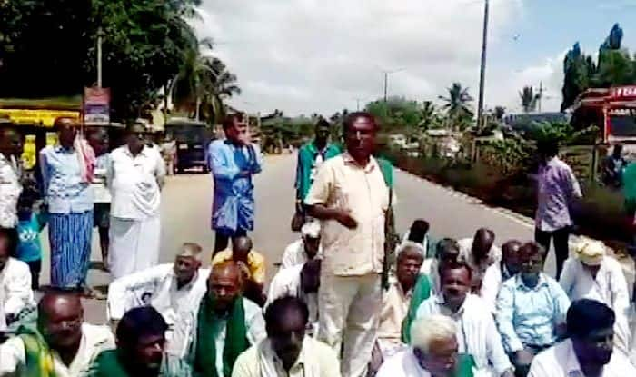 Karnataka Farmers Protest Enters Day 5; Irrigation Minister Says Nothing in Our Hand