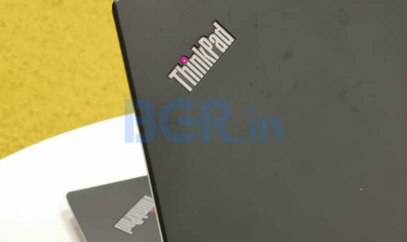 Lenovo ThinkPads can now be customized to order in India