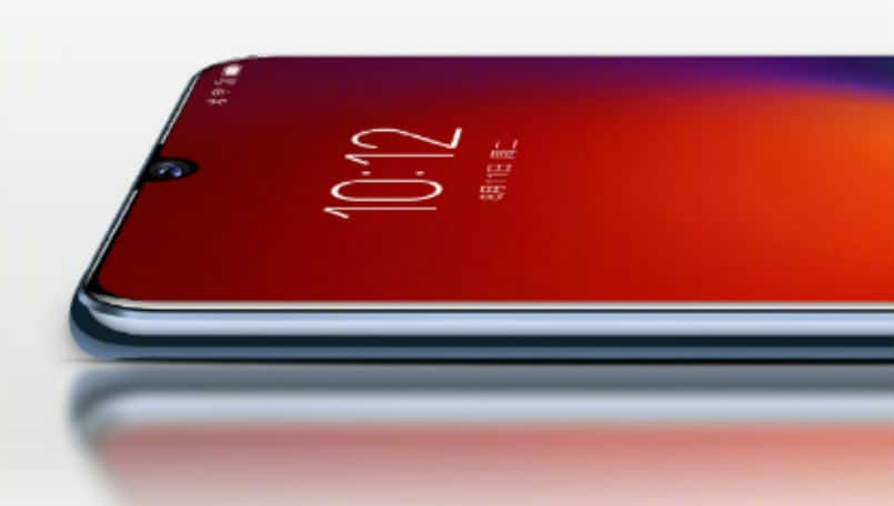 Lenovo Z6 teased with a 6.39-inch OLED display and in-display fingerprint sensor