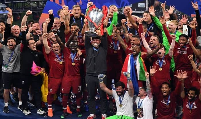 Liverpool Crowned as Champions League winners_Picture Credits-Liverpool FC Twitter