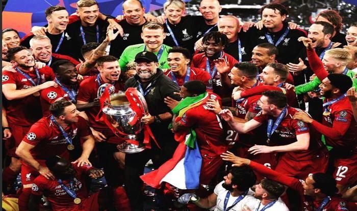Liverpool win Champions League 2019