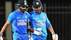 'Dhoni Was Aggressive And Safe, Kohli Learning Quickly'