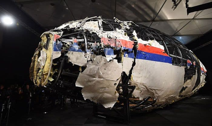 Malaysia Airlines flight MH17, Russia, Ukraine, Buk surface-to-air missile