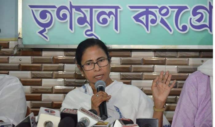 West Bengal Chief Minister Mamata Banerjee. Photo Courtesy: IANS