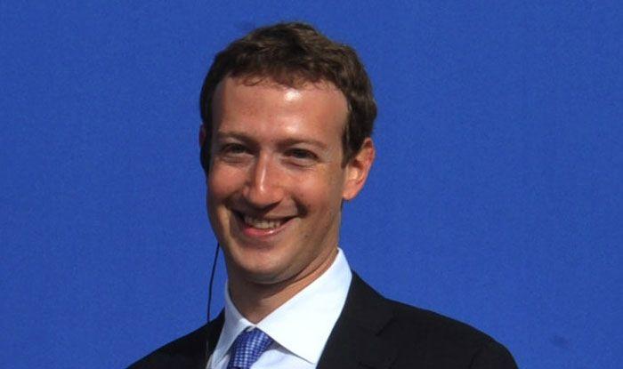 Mark Zuckerberg. Photo Courtesy: IANS