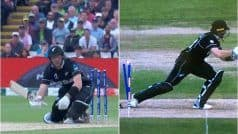 Funniest Ever Dismissal? Guptill Gets Hit Wicket During NZ vs SA Game | WATCH