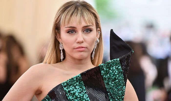 Singer-actress Miley Cyrus. Photo Courtesy: Getty Images