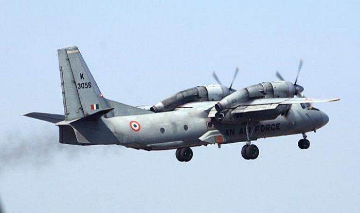 Missing Aircraft An-32