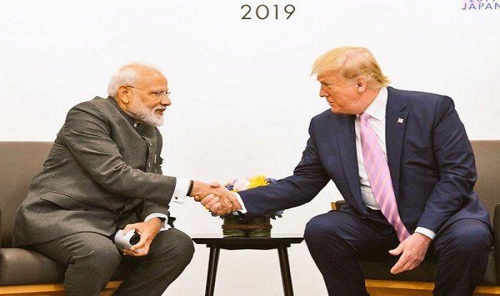 Modi, Trump