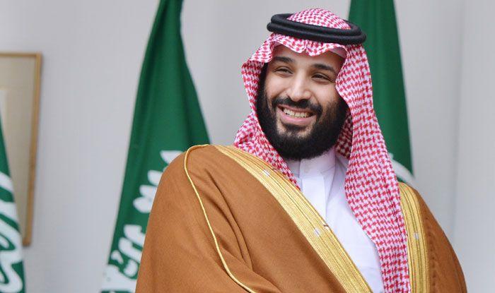 Saudi Crown Prince Mohammed bin Salman. Photo Courtesy: IANS