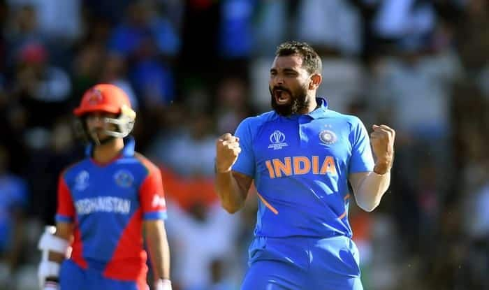 ICC Cricket World Cup 2019, World Cup 2019, India vs Afghanistan World Cup Match Report, Virat Kohli, Mohammed Shami, Jasprit Bumrah, Gulbadin Naib, IND vs AFG Match Report, World Cup Report, Rose Bowl, Southampton, Cricket News, Kohli World Cup