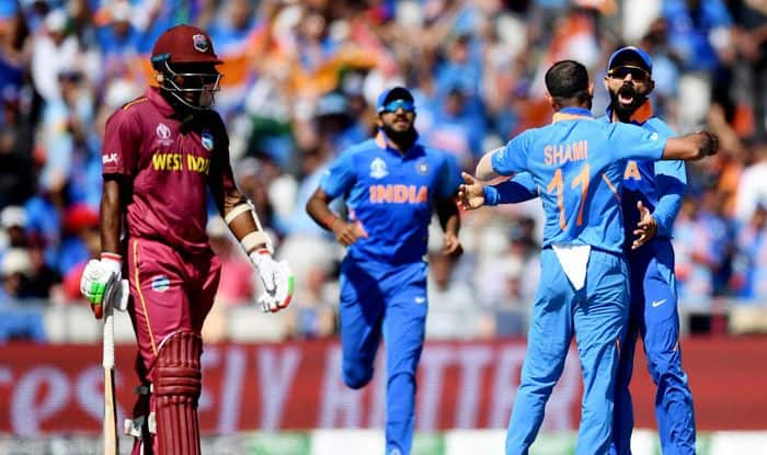 West Indies vs India Live Cricket Score and updates, Match ...