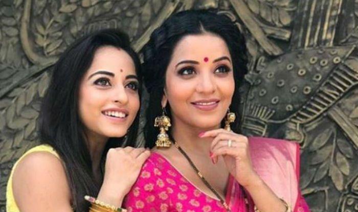 Monalisa and Niyati Fatnani