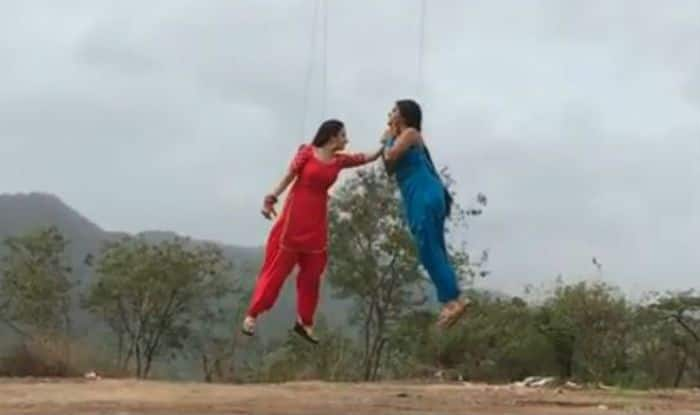 Monalisa and Niyati Fatnani