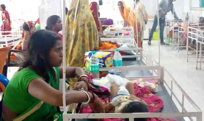 Death Toll Due to Encephalitis Mounts to 128 in Bihar; Supreme Court to Hear PIL on Outbreak Soon