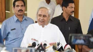 Odisha CM Naveen Patnaik Fully Supports 'One Nation One Election' Idea