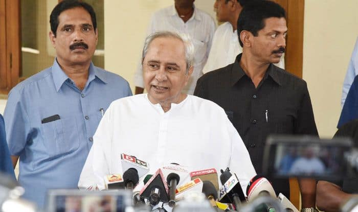 Odisha CM Naveen Patnaik. Photo Courtesy: IANS