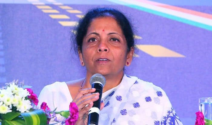 Finance Minister Nirmala Sitharaman. Photo Courtesy: IANS