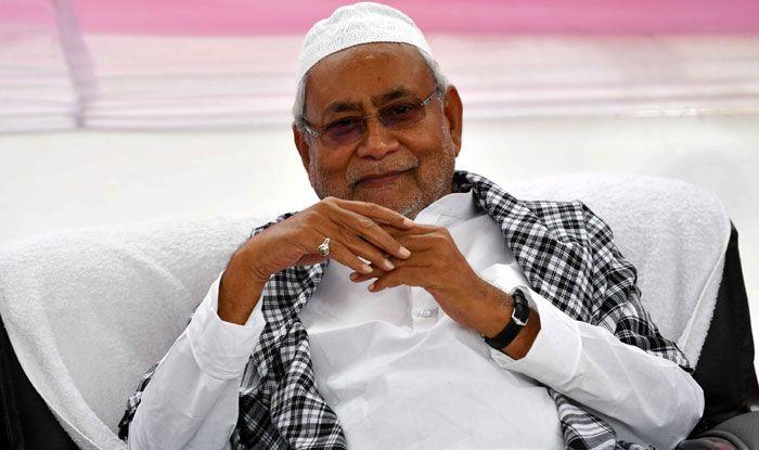 Bihar Chief Minister Nitish Kumar. Photo Courtesy: IANS
