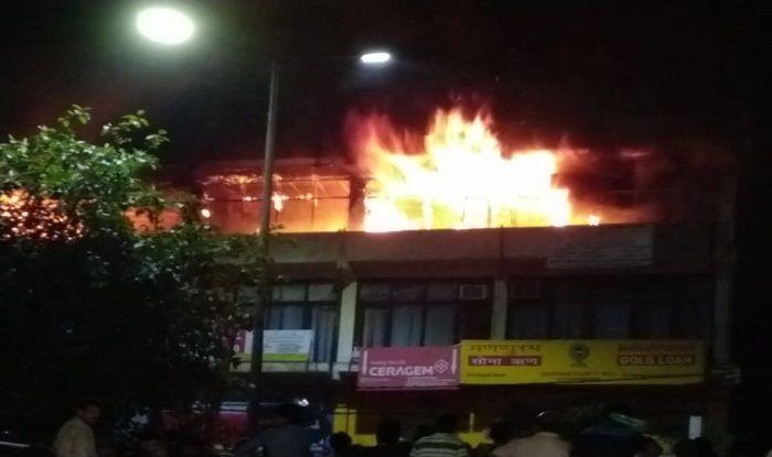 Noida Fire