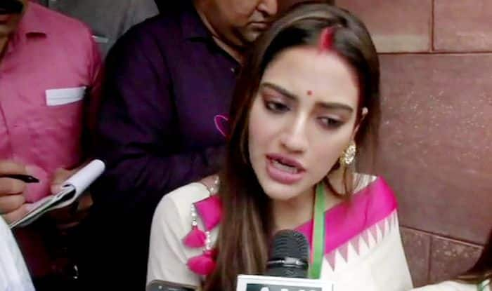 TMC MP Nusrat Jahan Writes Open Letter, Says 'Govt's Selective Silence on Mob Lynching Hit us'