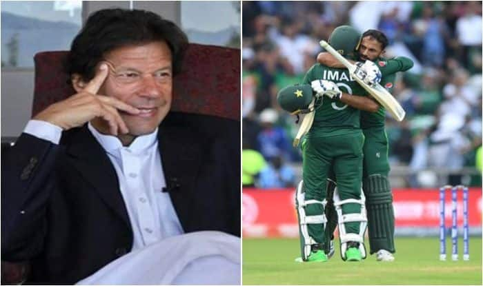 PM Imran Khan, PM Imran Khan congratulates Pakistan Cricket Team, Pakistan beat Afghanistan, ICC Cricket World Cup 2019, World Cup 2019, PAK beat AFG, PM Imran Khan Congratulates Afghanistan, Sarfaraz Ahmed, Cricket News, Imad Wasim, Imran Khan Pakistan Cricket Team, PAK vs AFG World Cup 2019, Headingley