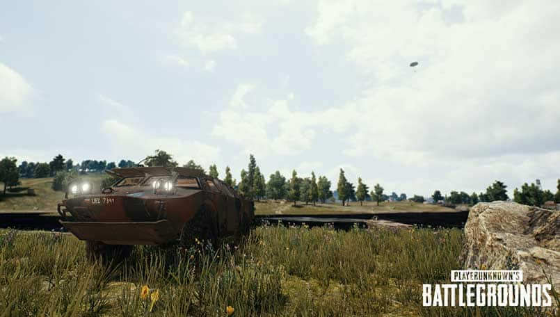 PUBG update 30 live with new weapon Deagle, BRDM-2 vehicle and other features