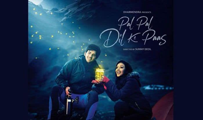 Poster of movie Pal Pal Dil Ke Paas. Photo Courtesy: Twitter/@iamsunnydeol