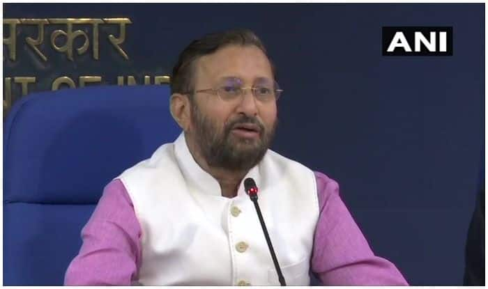If Regional Parties are Not Growing, It's Their Problem: Prakash Javadekar