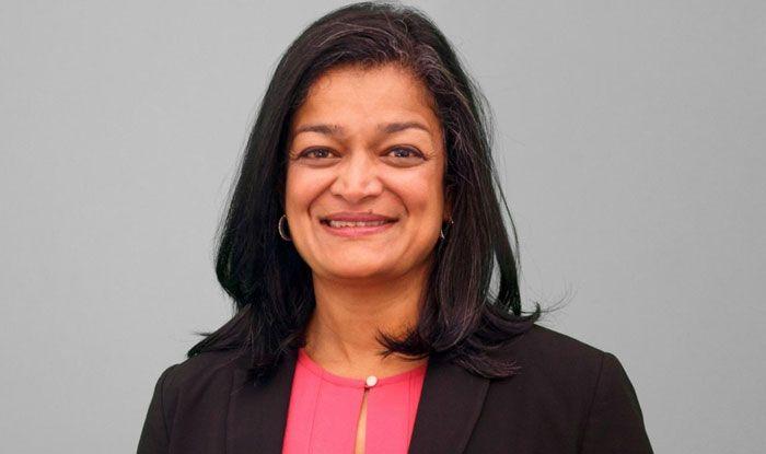 Indian American Congresswoman Pramila Jayapal. Photo Courtesy: IANS