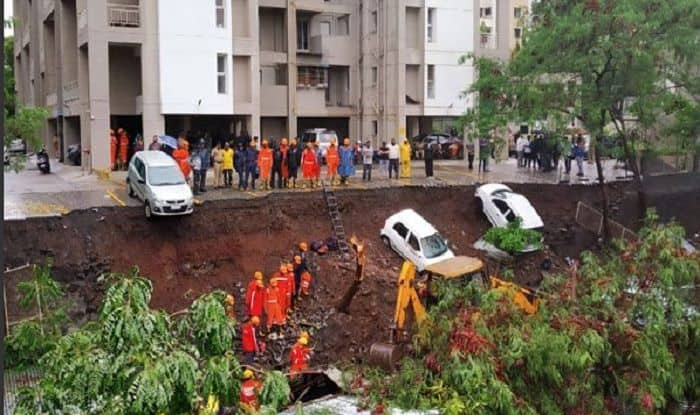 Pune Wall Collapse: 2 Builders Sent to Police Custody Till July 2