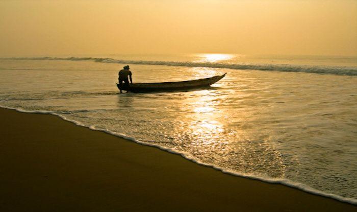 Puri Beach, Odisha.