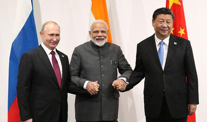 Osaka, Japan, G20 Summit, Narendra Modi, Vladimir Putin, Xi Jinping