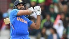 Rohit Sharma Relying on 'Cut' to Stamp Authority This World Cup