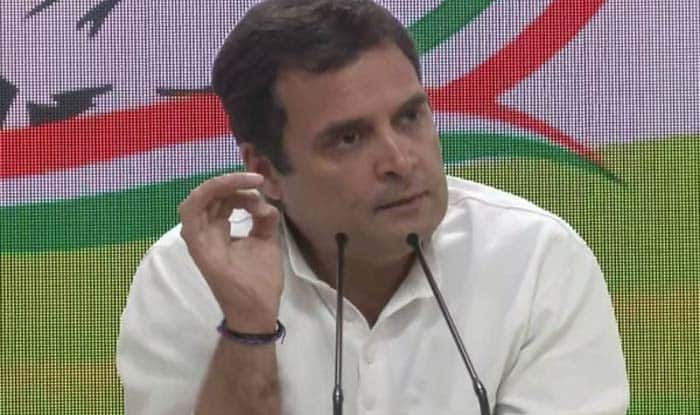 Karnataka Crisis: 'Greed of Vested Interests Won Today,' Says Rahul Gandhi