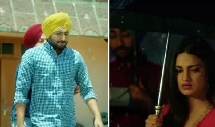 Ranjit Bawa New song 'Adhi Raat'