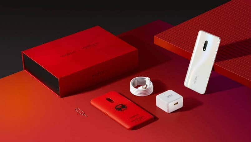 Realme X Spiderman Edition launched with limited edition themes and special retail box