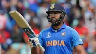World Cup 2019: रोहित के अर्धशतक से टूटा रिकॉर्ड, ऐसा करने वाले विश्व के चौथे बैट्समैन