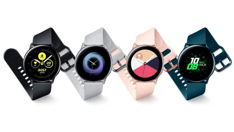 Samsung Galaxy Watch Active, Galaxy Fit and Galaxy Fit e wearables launched in India