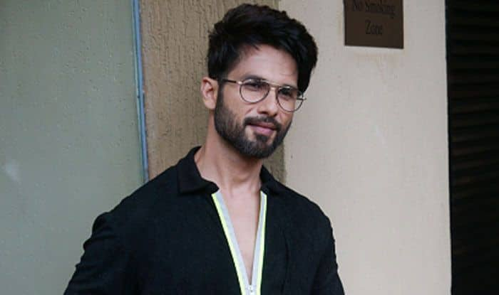 Bollywood actor Shahid Kapoor. Photo Courtesy: Getty Images