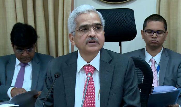 Reserve Bank of India Governor, Shaktikanta Das. Photo Courtesy: IANS