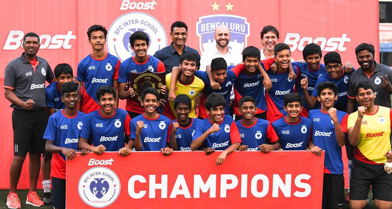 Bengaluru FC Set To Open Their First Football Academy Outside Karnataka In Ahmedabad