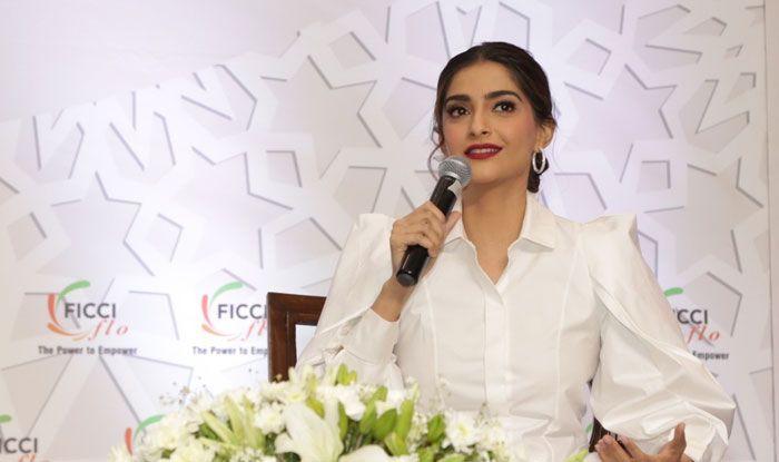 Bollywood actress Sonam K Ahuja. Photo Courtesy: IANS