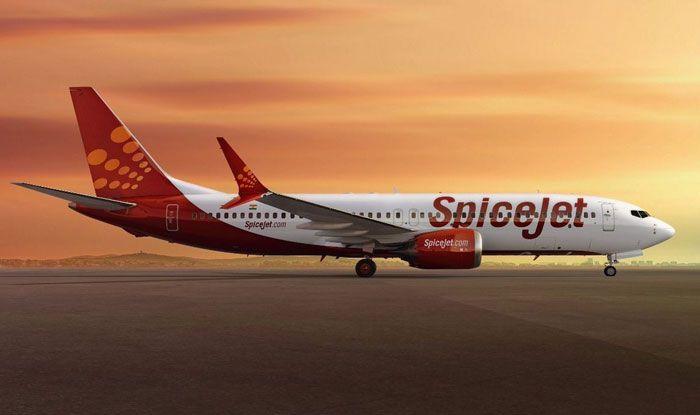 SpiceJet, Mumbai-Hong Kong flight, International flight