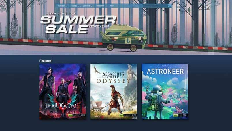 Steam Summer Sale 2019 kicks off with lucrative deals and discounts
